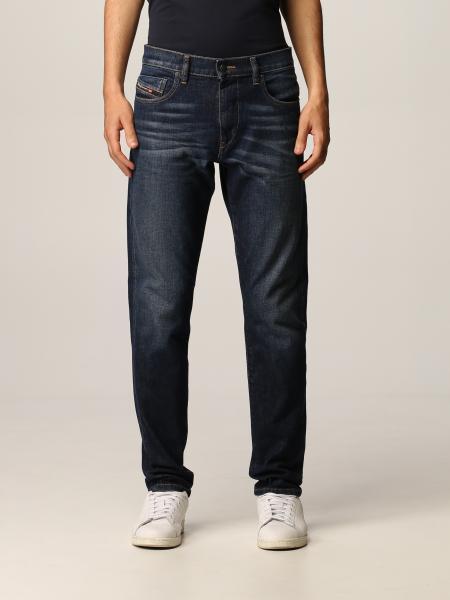 Diesel men: D-strukt Diesel slim fit jeans