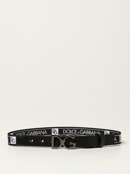 Dolce & Gabbana: Ceinture enfant Dolce & Gabbana