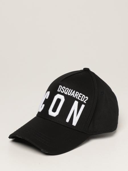 Dsquared2 men: Icon Dsquared2 baseball cap