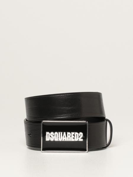 Dsquared2 leather belt