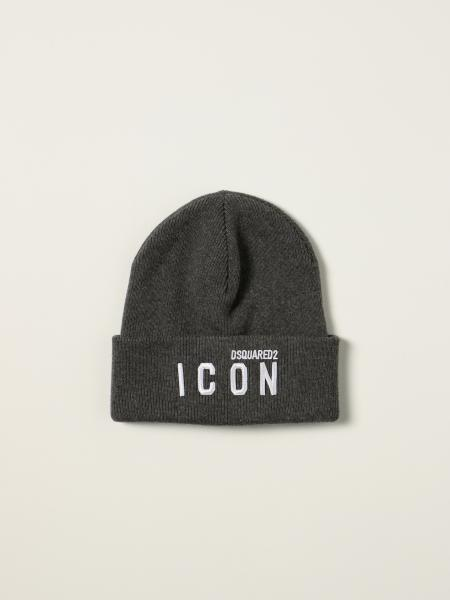 Dsquared2 men: Icon Dsquared2 beanie hat