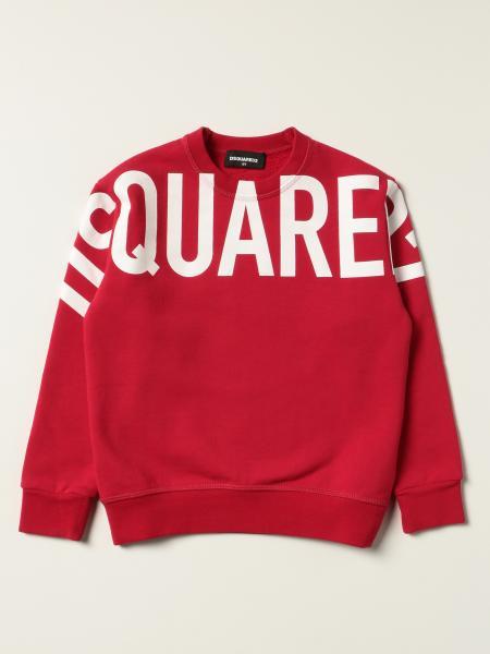 Dsquared2 Junior cotton jumper