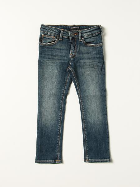 Jeans a 5 tasche Emporio Armani skinny