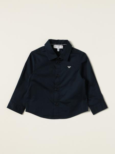 Emporio Armani: Chemise enfant Emporio Armani