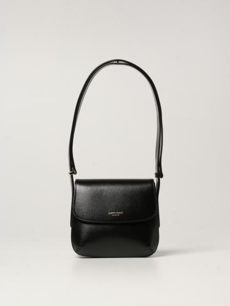 Giorgio Armani: La Prima Giorgio Armani bag in textured leather