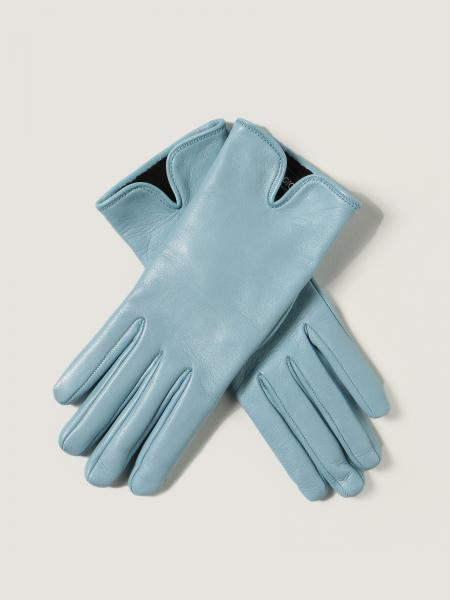 Giorgio Armani: Giorgio Armani gloves in lambskin