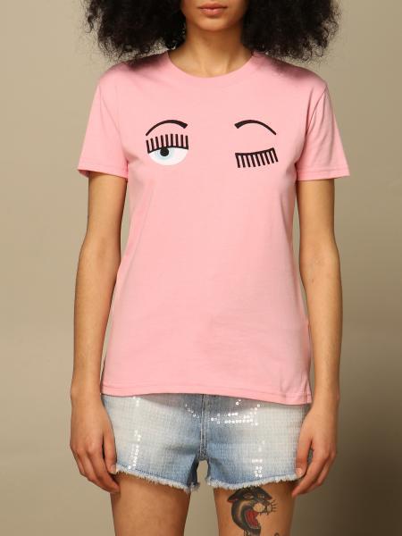 Chiara Ferragni 女士: T恤 女士 Chiara Ferragni