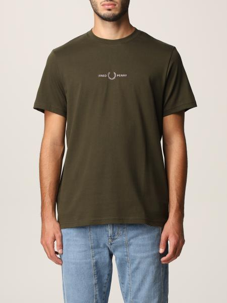 Fred Perry: Camiseta hombre Fred Perry