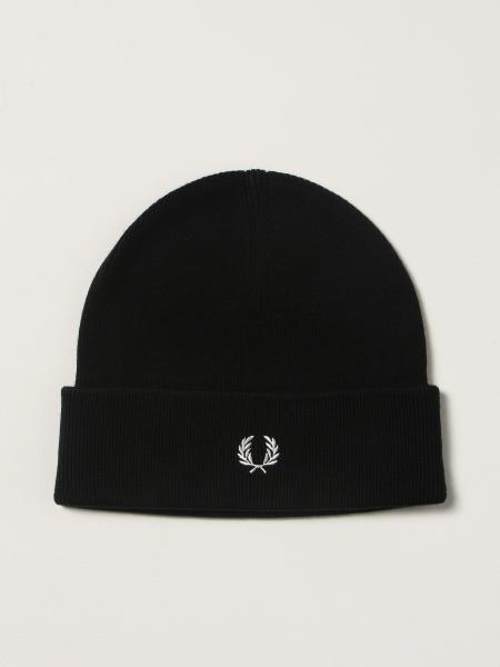 Cappello a berretto Fred Perry in lana