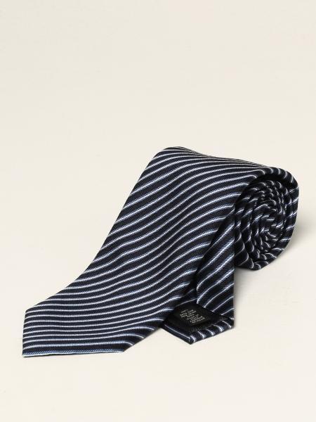 Cravatta Ermenegildo Zegna in seta a righe