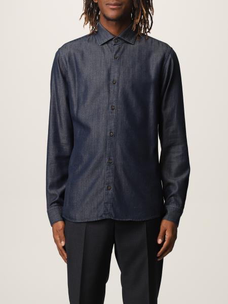 Camisa hombre Z Zegna