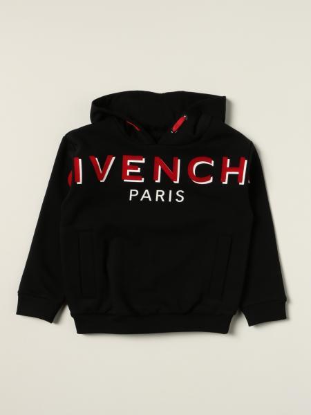 Felpa Givenchy in cotone con big logo
