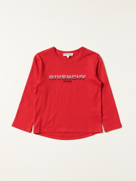 Camisetas niños Givenchy