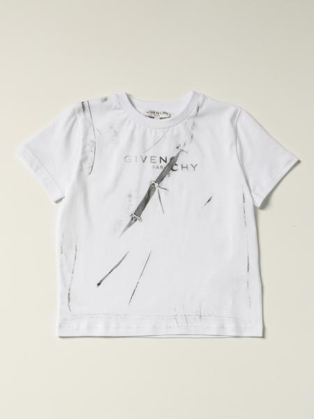 Givenchy: T-shirt kids Givenchy