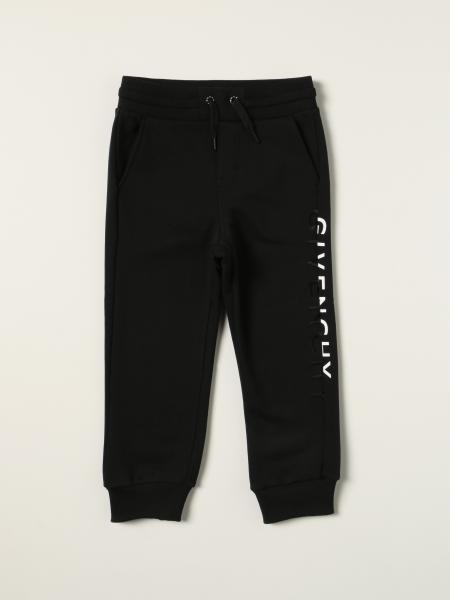 Pantalone jogging Givenchy in cotone con logo