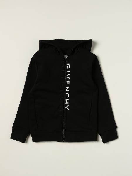 Givenchy cotton sweatshirt with big logo