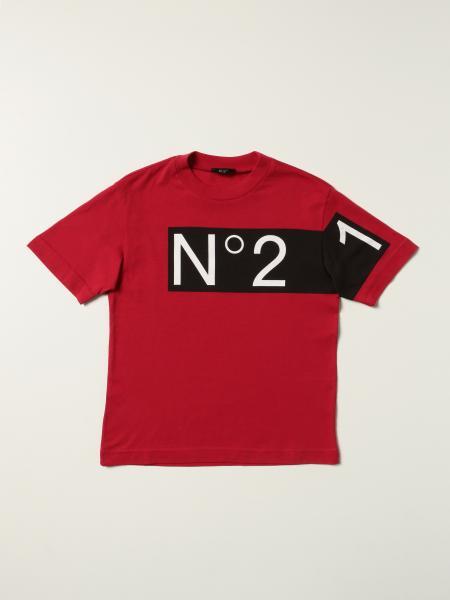 N° 21: T-shirt kids N° 21