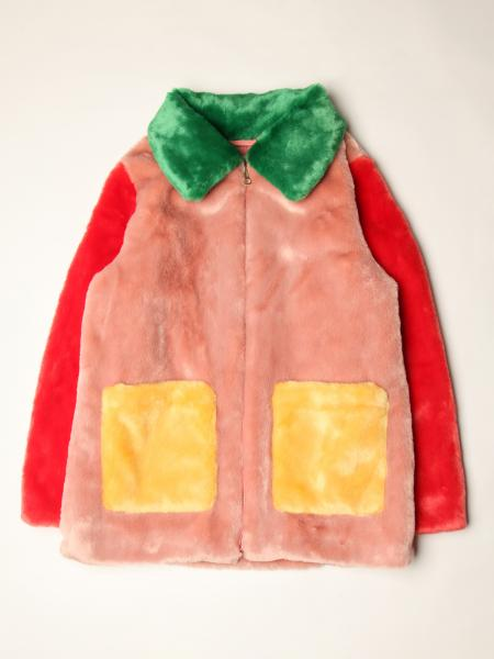Coat kids Stella Mccartney