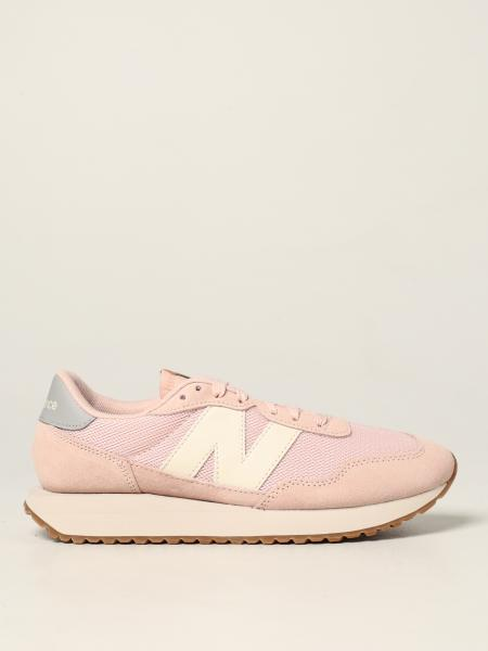 New Balance: WS237V1 New Balance trainers in suede and mesh