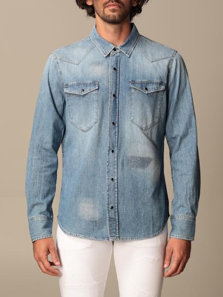 Camicia di jeans Eleventy