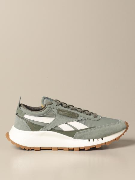 CL Legacy Reebok sneakers in suede and nylon
