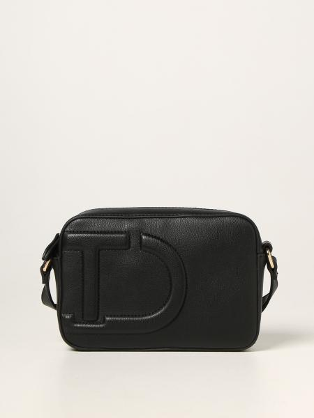 Twin-set bag in ecological leather