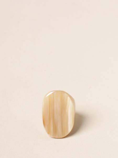 Allujewels: Anello corno Allu' jewels big