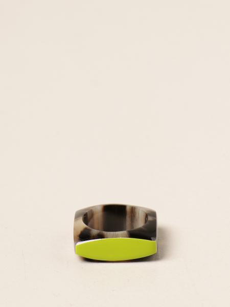 Allujewels: Anello corno small Allu' jewels