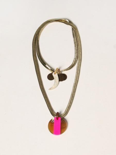 Allujewels: Collana catena Serpente Allu' jewels in ottone
