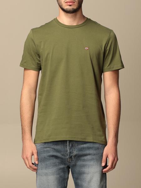 T-shirt men Napapijri