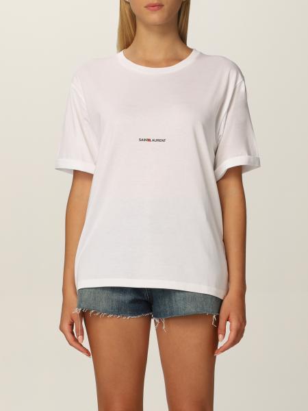 T-shirt femme Saint Laurent