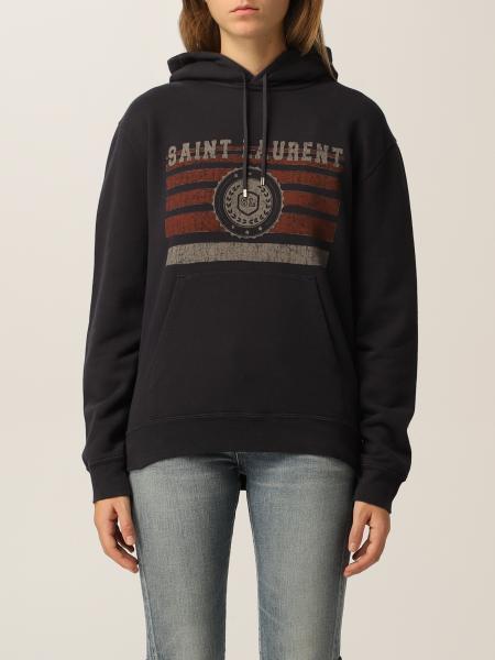 Sweat-shirt femme Saint Laurent