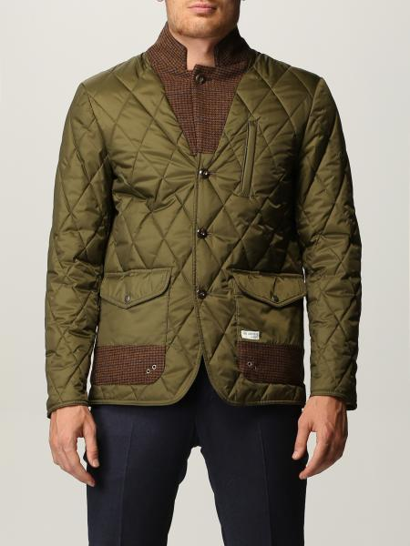 Fay men: Fay down jacket in quilted nylon