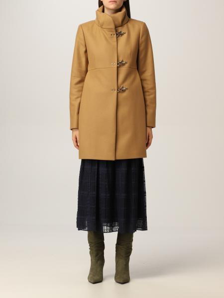 Cappotto Romantic Fay in misto lana vergine