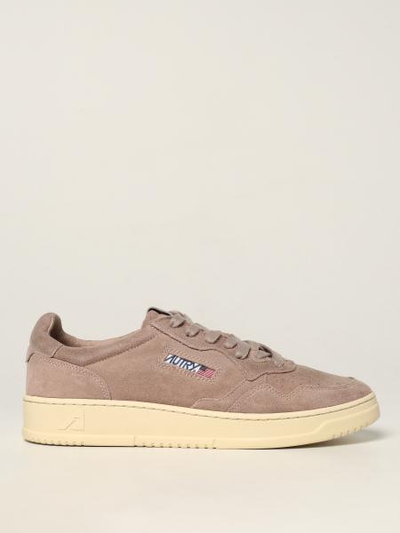 Autry sneakers in suede