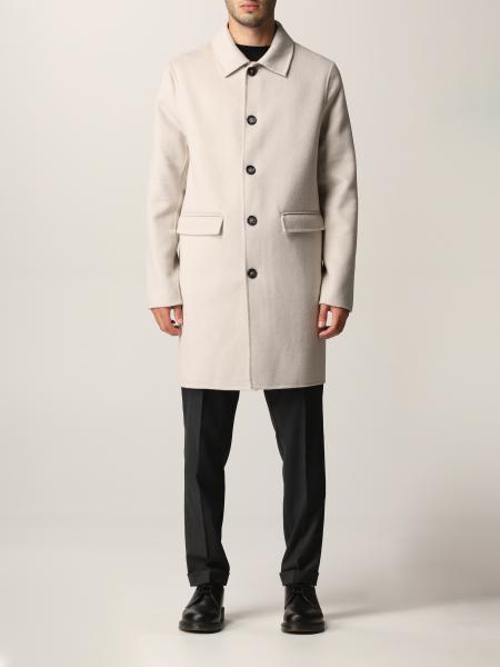 Paolo Pecora: Пальто Мужское Paolo Pecora