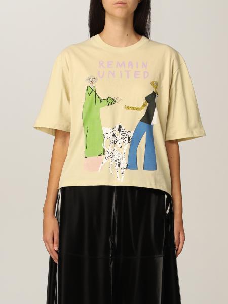 Remain: T-shirt damen Remain