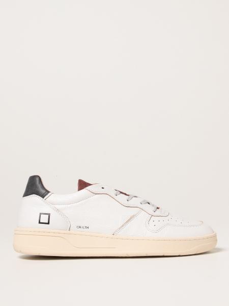 Sneakers Court D.A.T.E. in pelle e camoscio