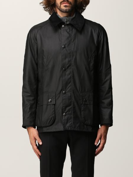 Ashby jacket medio cotone spalmato