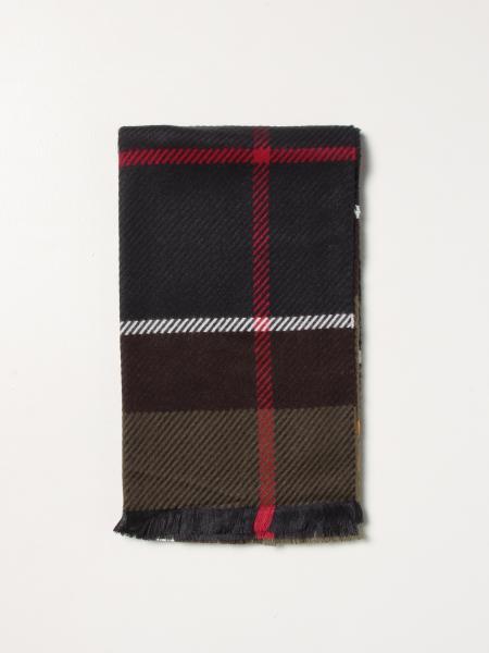 Sciarpa Barbour tartan