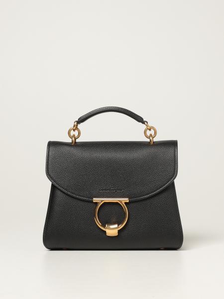 Handtasche Margot aus strukturiertem Leder