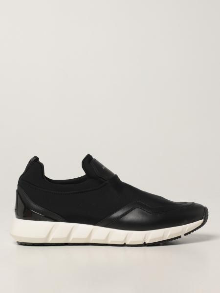 Columbia Salvatore Ferragamo sneakers in technical fabric