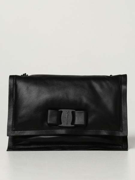 Viva Salvatore Ferragamo Tasche aus gepolstertem Leder