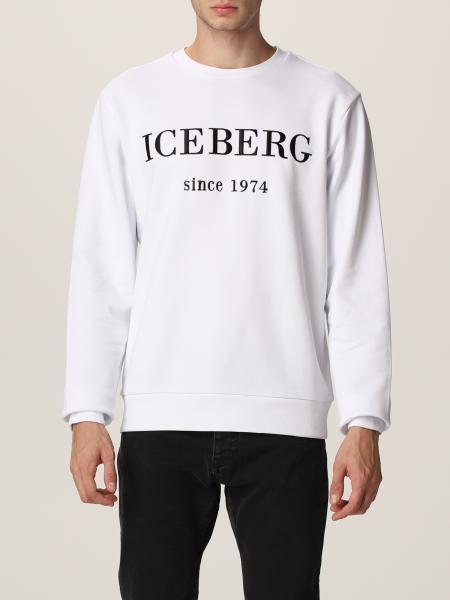 Iceberg: Sweatshirt homme Iceberg