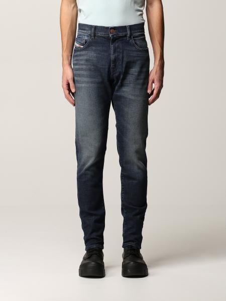 Jeans D-strukt Diesel in denim stretch slim fit