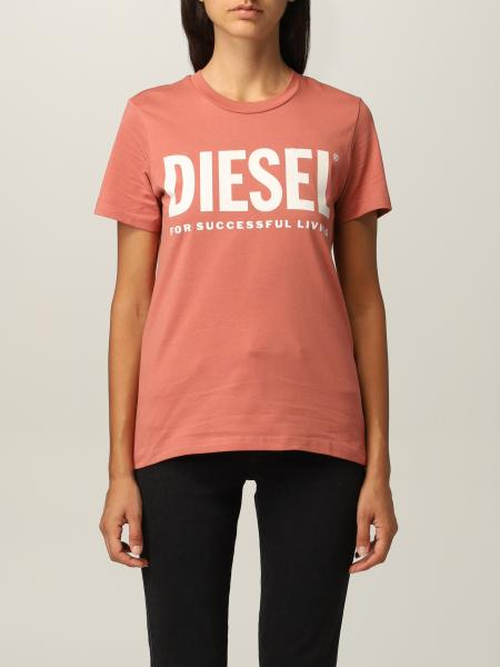 Diesel 女士: T恤 女士 Diesel