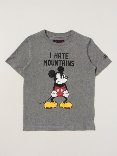 T-shirt kids Mc2 Saint Barth