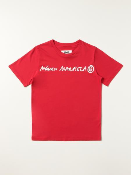 Mm6 Maison Margiela t-shirt with logo