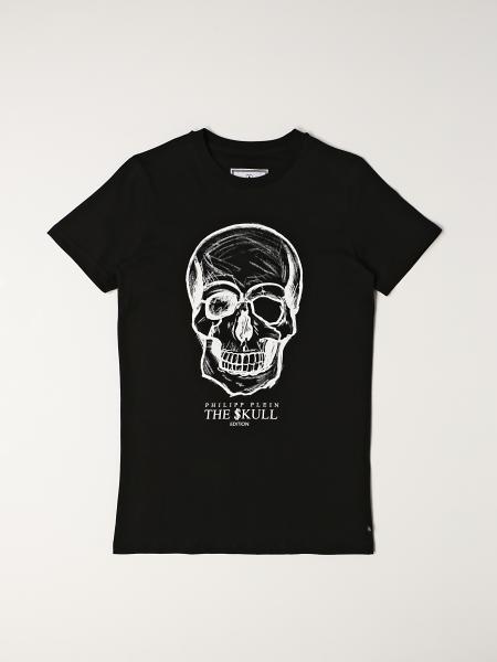 Philipp Plein: T-shirt enfant Philipp Plein