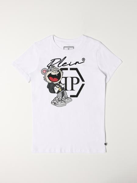 T-shirt kinder Philipp Plein